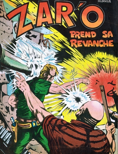 mouminoux,zorro,zar'o,gallant,gillain,bandes dessinées de collection,doc jivaro,tarzanides du grenier,bar zing de montluçon