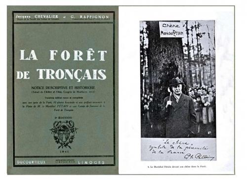 montluçon 16 septembre 1943,la forêt de tronçais,philippe pétain,histoire,deuxième guerre mondiale,bombardements anglo-américains,Doc Jivaro,