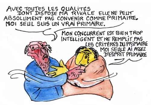 Martine Aubry,Françis Hollande,primaires présidentielles 2011,PS,parti socialiste,