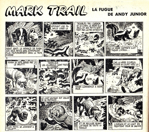 Coq hardi,Marijac,Marc Trail,Ed Dodds,bandes dessinées de collection,Tarzanide du grenier,Doc Jivaro,Bar Zing de Montluçon,
