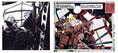 Le monstre de Tanga,Zorro 1948,Colonel Rémy raconte,Tarzanides du grenier,bandes dessinées de collection,Doc Jivaro,Bar Zing de Montluçon,