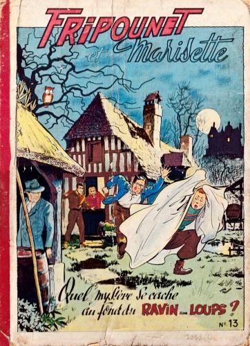 BD-Fripounet-et-Marisette, 1953.jpg