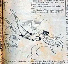 bd,bande dessinée,Tarzan,bd ancienne,illustration,dessin