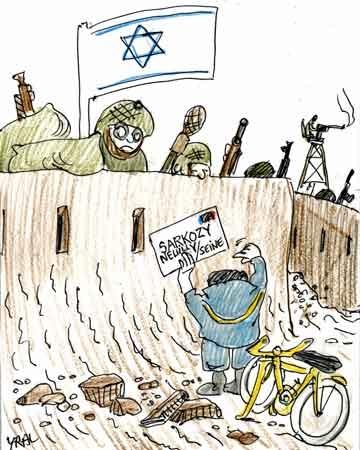 Besancenot,Olivier Besancenot,NPA,Israël,Gaza