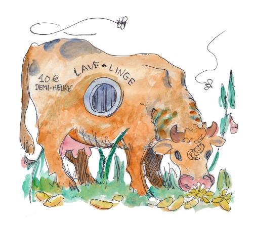 vaches à hublot,groupe avril,sanders l 214,antoine camiti,vegan