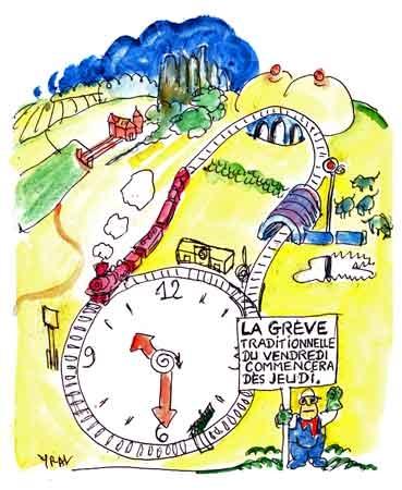 SNCF,changement horaires,horaires SNCF,grève des usagers