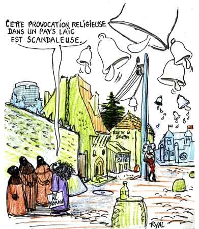 Pâques 2011,Montluçon,religion,laïcité