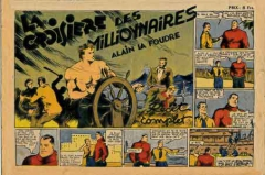 bd,bandes dessinées de collection,alain la foudre,jim taureau,carlo cossio,jumbo
