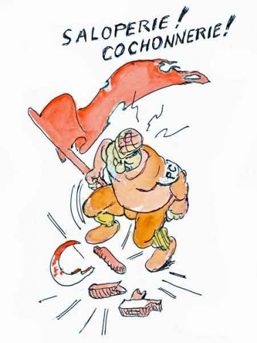 PC,Usine DMI,fonderie de Vaux,licendiements,suppressions de postes,emblème PC,parti communiste,