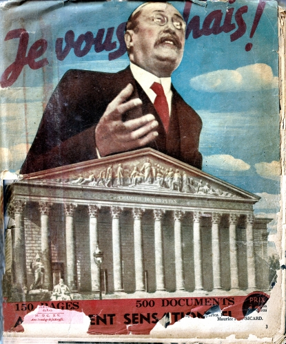 :léon blum,marx dormoy,inauguration statue 1948 montluçon,tarzan n°1,1941,doc jivaro,bandes dessinées de collection