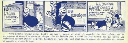 marijac,jules barigoule,pim,pam,poum,al capone,bd,bandes dessinées de collection