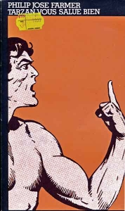 tarzan,Philip José Farmer,Guy de Lucheney,tarzanide,éditions Chute libre,éditions Seuil,bd,bandes dessinées anciennes,hogarth