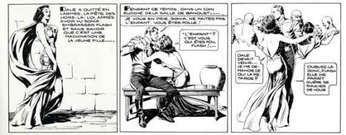 donald,cinÉma 71,flash gordon,guy l'Éclair,louis jeancharles,octobre 1940 à montoire,alex raymond,austin briggs,umberto eco,notre europe,dragon des mers,bandes dessinées anciennes