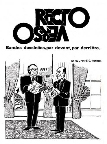 recto-verso,festival d'angoulême 1983,le lynx à tifs,stanislas barthélémy,bandes dessinées de collection,tarzanide du grenier,doc jivaro,bar zing de montluçon,l'accident de chasse,jean-christophe menu