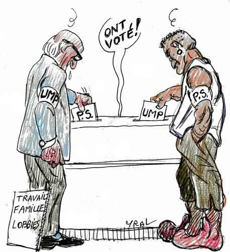 élections,cantonnales,Marine Le Pen,UMP,PS
