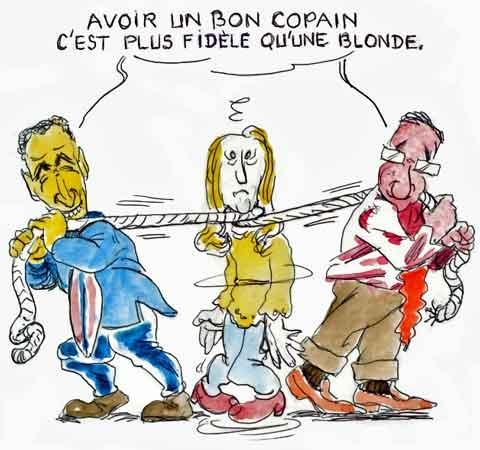 UMP,PS,FN,politique,candidatures présidentielles 2012