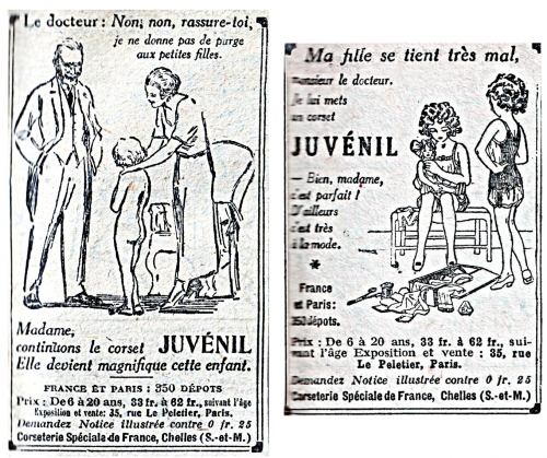 corset juvénil,yoyo et yeyette,hebdomadaire fillette,maurice lemainque,red ryder,fred harman,doc jivaro,bandes dessinées de collection