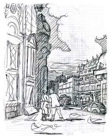 prostitution,prostitution populaire,vie parisienne,vie nocturne