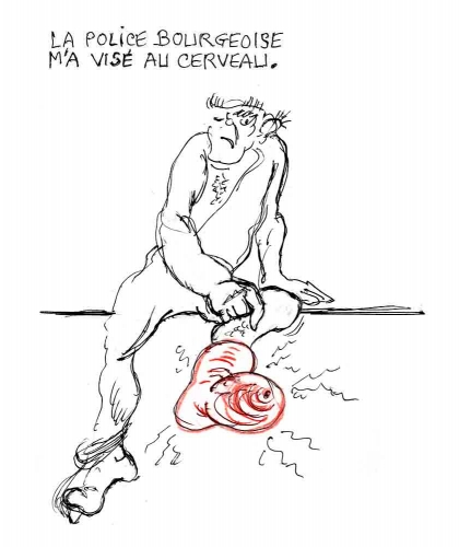 louis boyard,unl,club médiapart,grève communiste 5 février 2019,gilets jaunes