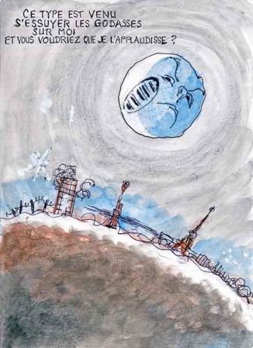 Lune,Niels Armstrong,voyage spatial,Premier voyage sur la lune,voyage dans l'espace,
