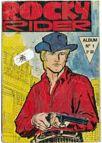 rocky rider,tarzan