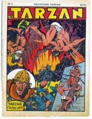 Tarzan,bd,bande dessinée,bd ancienne,illustration,dessin
