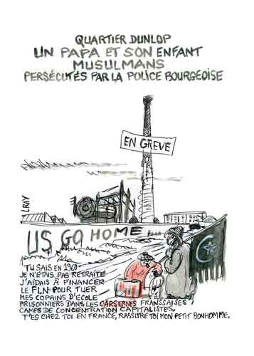 montluçon,arrestation islam dunlop,migrants musulmans,allah akbar,secours islamique,quartier de la verrerie de montluçon,belkacem,louis chagnon,rotterdam,police islamique
