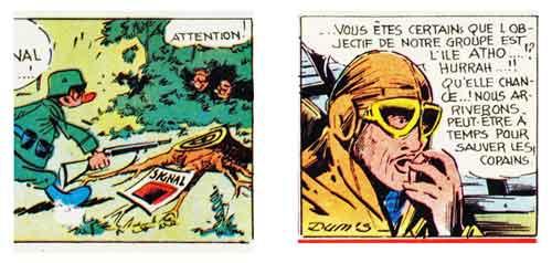 coq hardi,marijac,jacques chirac,urbain,clermont-ferrand,jacques dumas,dum's,journal signal,editions châteaudun