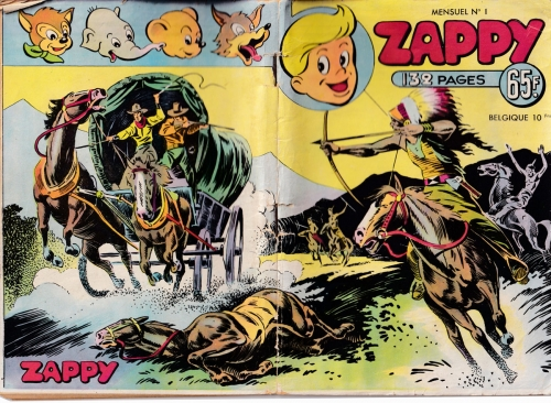 zappy,zappy max,radio luxembourg,melliès,roubinet,bandes dessinées de collection,bar zing,doc jivaro,tarzanides,yves le loup,bastard