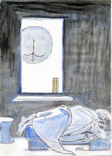 nyctalope,loup garou,dracula,restif de la bretonne,sommeil,insomnie