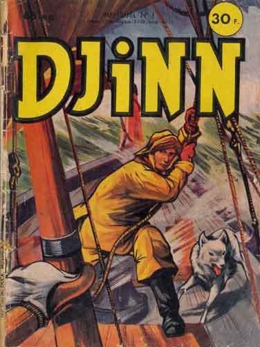 Éditions del duca,nat petit mousse,djinn bd,capitaine rob,marijac,les orientales,bd,bandes dessinées anciennes