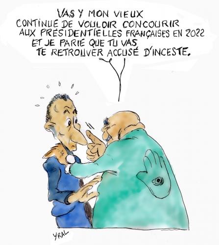 Éric zemmour,présidentielles 2022,cnews,christine kelly