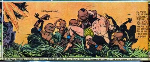 Tarzan,BD,Bandes dessinées anciennes,illustratés pour enfants