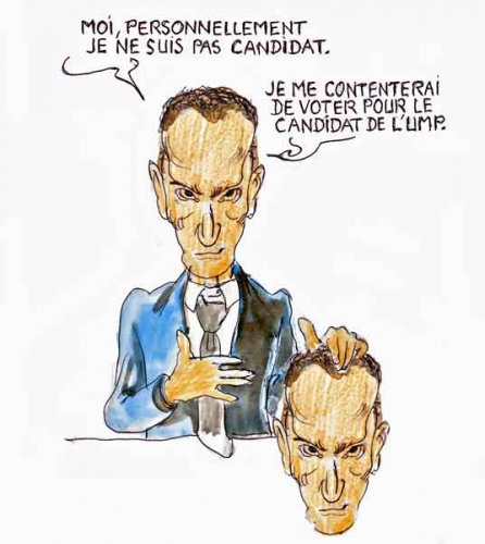 sarkozy,candidature présidentielle 2012,