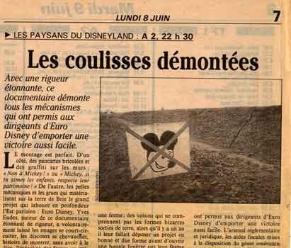 eurodisney,donald l'imposteur,wilbur leguebe,la société des bulles,editions alain moreau