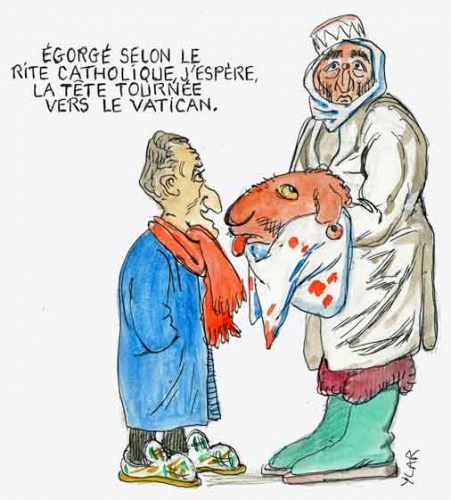 Sarkozy,Rungis,rites religieux,viande halal,candidature présidentielle 2012,