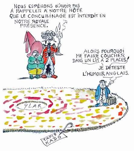 François Hollande,visite politique,David Cameron,tapis rouge,Valérie Trierweiler,entente cordiale