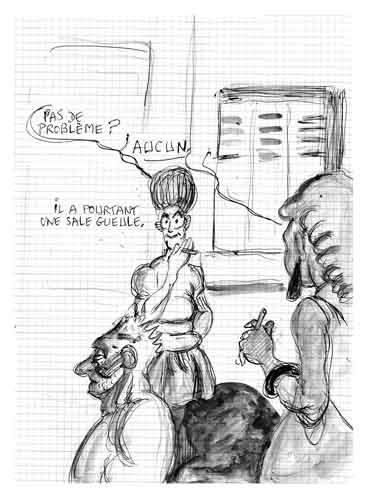 prostitution,vie nocturne,prostitution populaire,prostitution parisienne