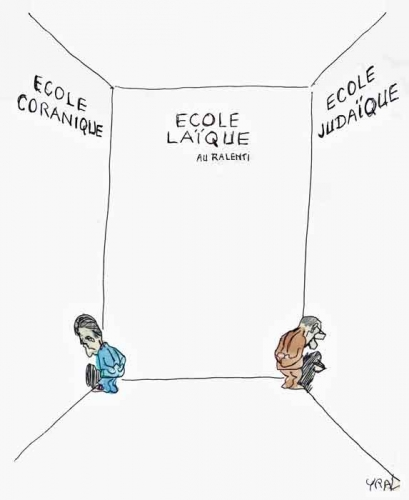 Toulouse,tuerie dans une école,école juive,école confessionnelle,laïcité,Sarkozy,Hollande