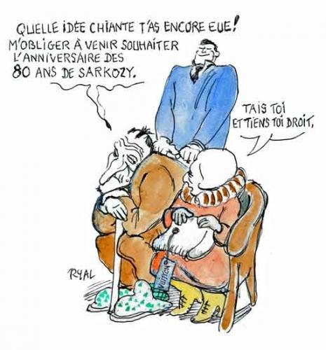 Chirac,chiracisme,Chirac 80 ans,Sarkozy,Bernadette Chirac,Maladie Chirac,
