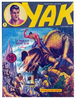 bandes dessinées,BD,Yak,Cezard,Hogarth,Tarzan,Tarzanides,Milibar