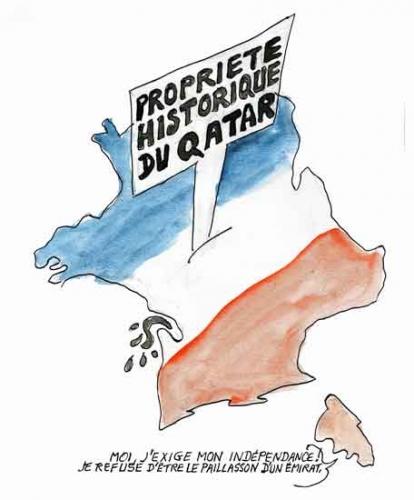 Qatar,France,patrimoine français,achats du qatar,patrimoine français,