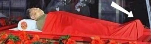 Kim Jong-Il,Corée du Nord,Funérailles dirigeant Corée du Nord