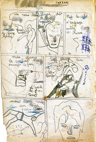 béatrice mallet,pirouette cacahuète,edition chagor,marque petit bateau,bandes dessinées de collection,bar zing de montluçon,tarzanides du grenier,doc jivaro