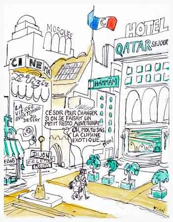 vacances ministérielles,consignes aux ministres,restrictions budgétaires,immigration en France