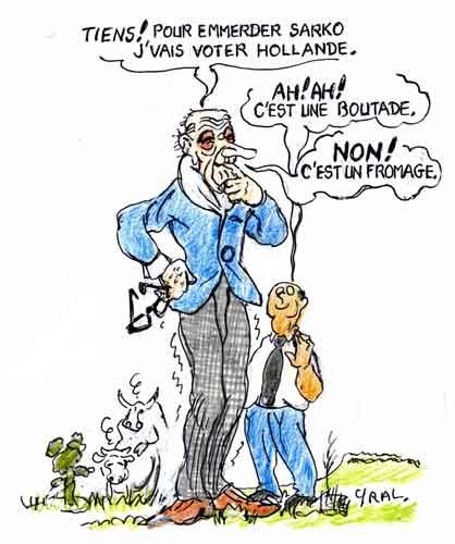 présidentielles 2012,Jacques Chirac,Hollande