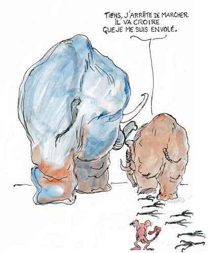 la vie des bêtes,dessin humoristique