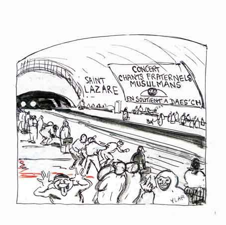 ratp,chrétiens d'orient,musulmans en france,dal,monseigneur di falco,pascal gollnisch,salafisme,transport public,transports parisiens,religions