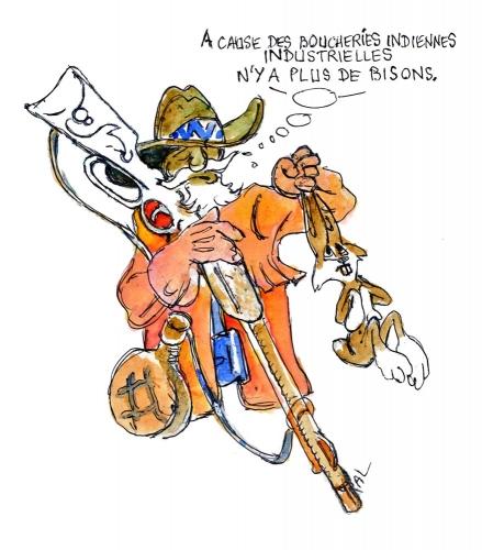 william cody,buffalo bill,12 coups de midi,conquête de l'ouest,jean-luc reichmann,wild west show,tf1,séries télévisées
