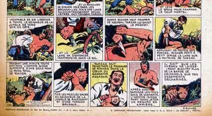 bandes dessinées de collection,bandes dessinées françaises,spirou,france soir,censure,loi juillet 1949,editions impéria